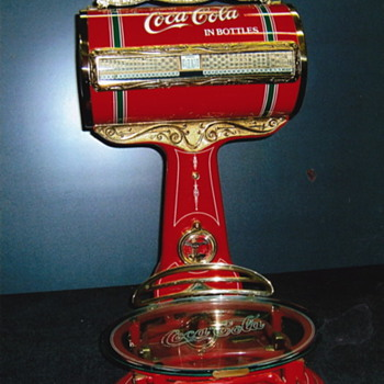 Coca Cola 1917 scales - Coca-Cola