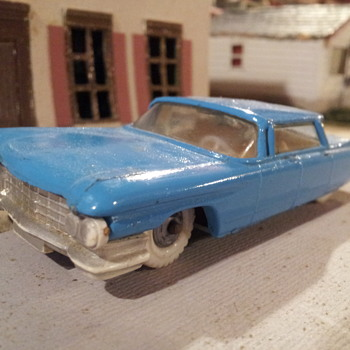 Lone-star  1:50 scale  Cadillac - Model Cars