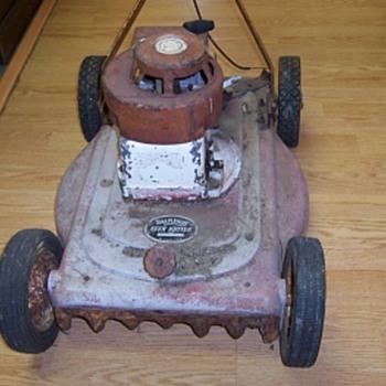 1950s' Shapleigh's Keen Kutter Push Mower