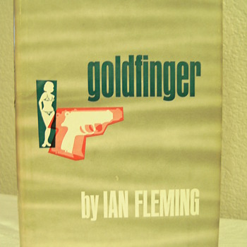 Goldfinger - Books