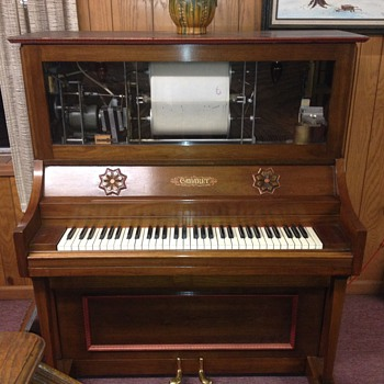 Player piano 1960 or 1970