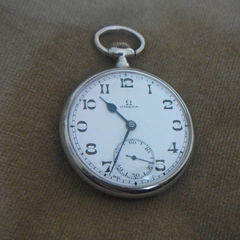 omega pocket watch - Wristwatches