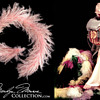 Marilyn Monroe's Personal Pink Ostrich Feather Boa