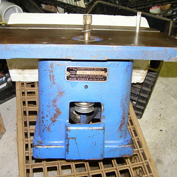 A old tool for the craftsman fans out there!!Its in good shape for its age! - Tools and Hardware