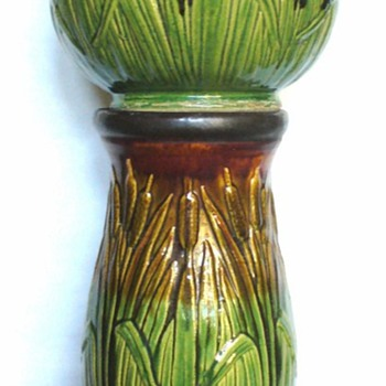 ROBINSON RANSBOTTOM POTTERY JARDINIERES AND PEDESTALS - Art Pottery