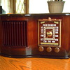 1946 SONORA AM TUBE RADIO MODEL RCU-208