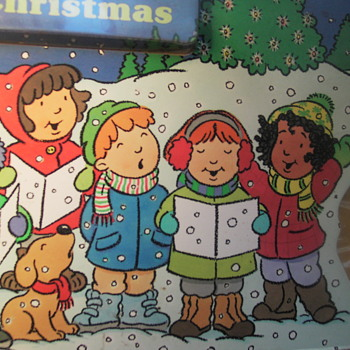 WEE SING CHRISTMAS SING-ALONG, AUDIO TAPE STORY AND STORY BOOK,1998, MINT,UNOPENED