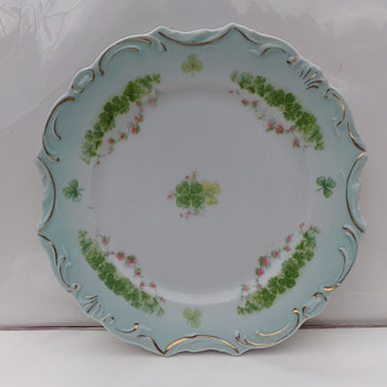 Lucky Plate - China and Dinnerware