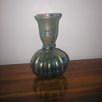 Bohemian Art Glass - Art Glass
