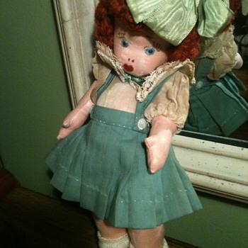 Pouty Annie - Dolls