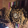 Large 36 inch Cuckoo Clock hunter style