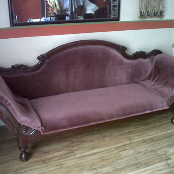 Would love to know style of sofas.  - Furniture