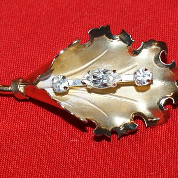 Bond Boyd Sterling Silver Vintage Pin