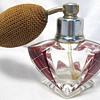 Odd Shape Perfume Atomizer, 1940's?