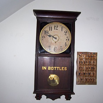 Old Clock