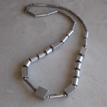 Aluminum necklace  - Fine Jewelry
