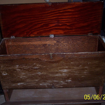 Blanket Chest? - Furniture