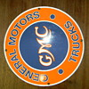 Vintage GMC sign I just picked up from an old storage unit. Can&#039;t find info on it..??