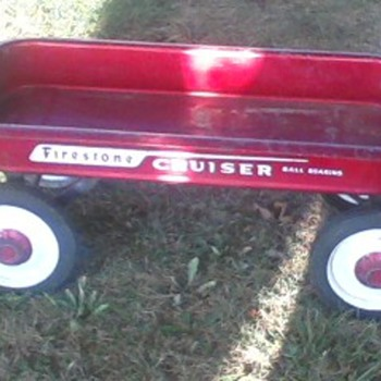 My child hood wagon