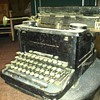 L C Smith & Corona Typewriter
