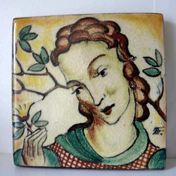 fritz hudler box - Art Pottery