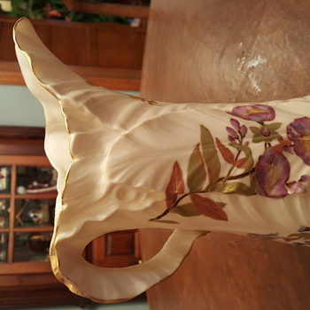 Unusual pitcher - China and Dinnerware