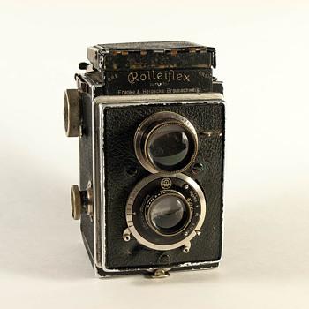 Rolleiflex Original Model 2