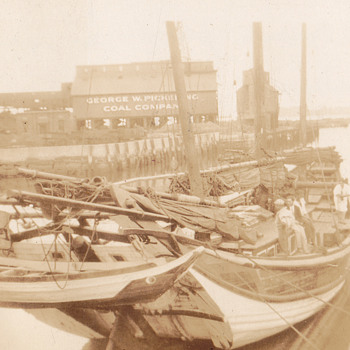 Salem Harbor 1900,1926 Chinese Junket , a game? - Photographs