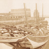 Salem Harbor 1900,1926 Chinese Junket , a game?