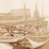 Salem Harbor 1900,1926 Chinese Junket , a game?