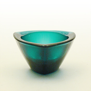 HRANSILM bowls, Kaj Franck (Nuutajrvi Notsj, 1956) - Art Glass