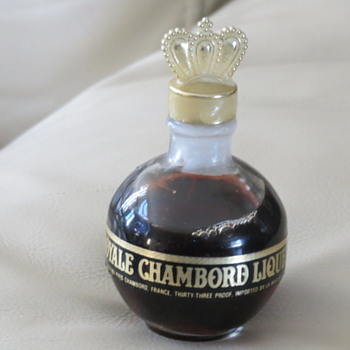 Royale Chambord Liqueur 50ml, 33 proof