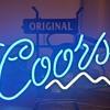 Coors Original Neon Sign