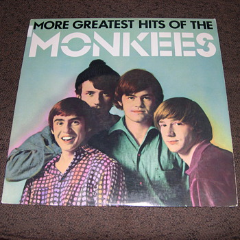 "IT'S TIME FOR ""THE MONKEES"" ALBUM COLLECTION - Records"