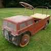 1950s Mobo Haulage Lorry Pedal Car