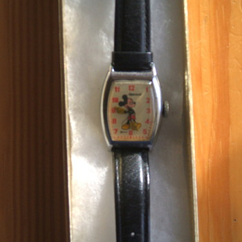 Sean's New (old) Watch - Wristwatches