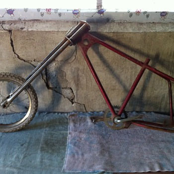 Garton-Fox Chopper Bicycle (Rare)????? - Sporting Goods