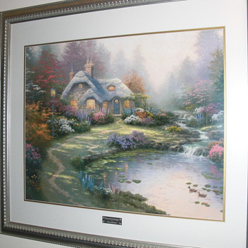 Thomas Kinkade - Posters and Prints