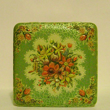 Tea Tin - Kitchen