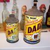 Dad's cone tops