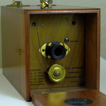 Kodak Ordinary A 1891 to 1895