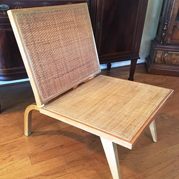Can anyone help me with information on this chair? Thanks! - Furniture