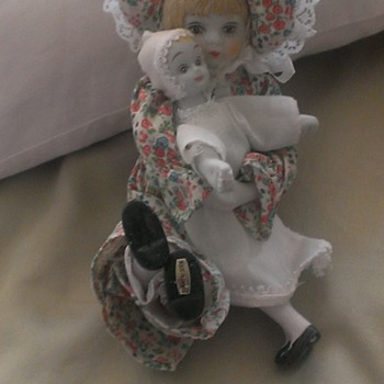Doll and Baby - Dolls