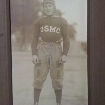 WWI era USMC Marine Corps photos