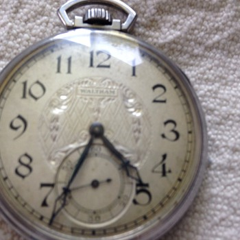 Need to Identify - Pocket Watches