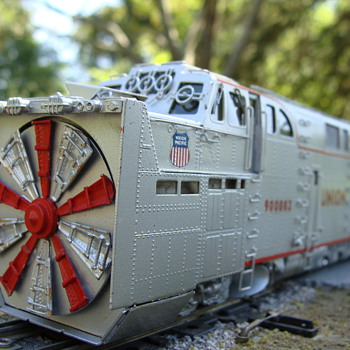 HO Scale Union Pacific Rotary Snow Plow