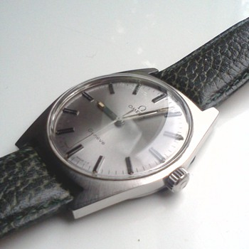 Omega Geneve 1970 Cal. 601
