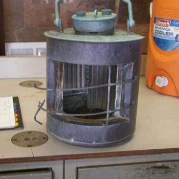 oil lantern - Lamps