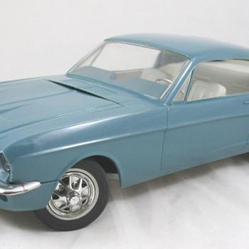 1967 Mustang 2+2