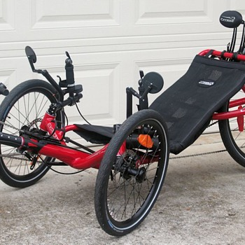 My Catrike Expedition: the new addition to the bike/trike transportation collection...